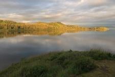 Озеро Нуякук