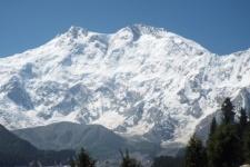 Mount Nanga Parbat (8125 m). Photo by Dmitry Lutkov