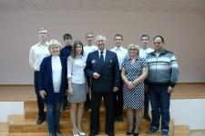 день Русского географического общества в школе №7 города Шуя