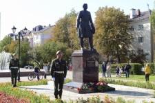The monument to Nikolay Przhevalsky in Smolensk. Photo by Svetlana Volosevich
