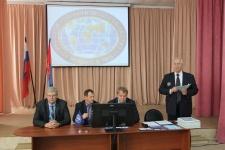 Отчетно-перевыборная конференция 22 сентября 2017г.