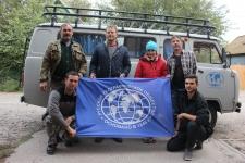 Члены экспедиции по приезду (ф_Курдюкова В.Н.)