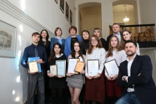 Участники и жюри ЭкоОлимпа-2017