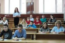 Диктант пишут в Вологодском государственном университете