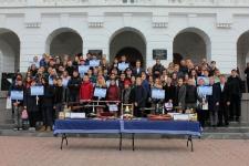 В Севастополе стартовал межрегиональный турнир «Патриоты России»