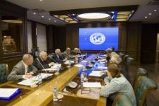 Заседание Совета Старейшин РГО. Фото: Николай Разуваев
