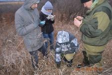 На пути новых исследований. Фото предоставлено Молодежным экспедиционным центром им. К.Д. Носилова.