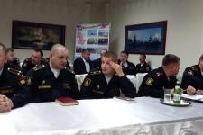Военно-историческая конференция, посвященная 25 летию ее перевода из Баку в Астрахань