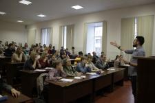 Географический диктант в Смоленском государственном университете