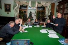 Заседание Совета Общества. Фото: Маргарита Кузнецова