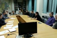 Заседание секции «История и этнография»