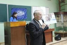 Встреча с Г.М. Дубино. Фото Романа Шулькова