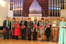 Награждение Благодарственными письмами Минприроды Омской области