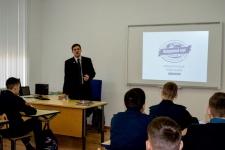 Молодежный клуб РГО при Оренбургском региональном отделении в гостях у Оренбургского президентского кадетского училища
