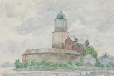 Vyborg Castle. Vladimir Emelyanov