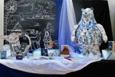 Северный мишка – негласный символ дней Арктики
