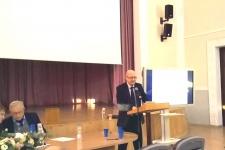 На заседании диссертационного совета Балтийского федерального университета им. И. Канта (г. Калининград)