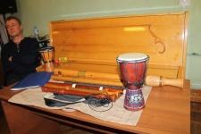 Произведения эпохи Барокко и Ренессанса исполнили на аутентичных инструментах