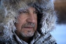 Sergey Gorshkov, a famous Russian wildlife photographer and chairman of the jury of the Photo Contest