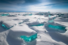 """""""Baikal Treasures"""". Photo by Alexey Trofimov, a finalist of the 2nd Most Beautiful Country photo contest"""