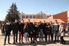 В Казани прошла XVII спортивно-интеллектуальная игра по городскому ориентированию «Tat-Rus»