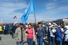 В Казани прошел Центральный субботник
