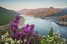 Южная Сибирь. Фото предоставлено Саяно-Шушенским заповедником