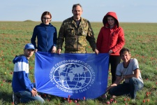 Экспедиция (фото Арзанова Ю.Г.)