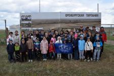 День Степи в «Оренбургской Тарпании»