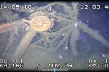 В Севастополе ученые и военные обследуют уникальные подводные объекты