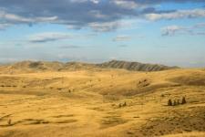 Scenery near the camp 'the Valley of Kings'. Photo by: Tatiana Handel