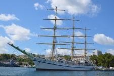 завершающий этап проекта «Наследники пути русских адмиралов»