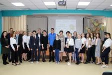 Участники и организаторы олимпиады «П.И. Рычков и его время»