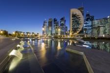Doha, Qatar. Photo from pixabay.com