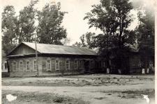 Так выглядело здание музея в 1970-начале 80-х годов, когда еще не являлось музеем