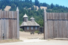 Fort Ross Historic Park (from pixabay.com)