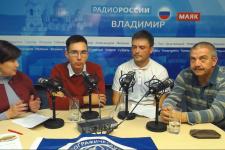 Вечером у микрофона с Ольгой Романовой