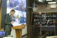 Заседание Совета МГО РГО 18.10.18