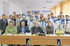 Встреча ученых РАН с активистами МК РГО при Оренбургском отделении