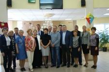 Члены общественного совета с участниками совещания. Фото: С.А. Соткина