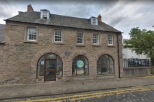 Штаб-квартира Королевского шотландского географического общества