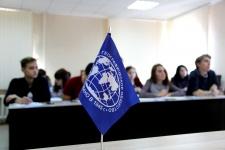 Географический диктант в Оренбургском государственном педагогическом университете. Фото: Владимира Беребина