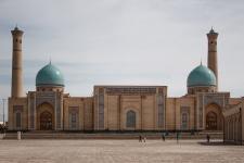 Ташкент. Фото с сайта pixabay.com
