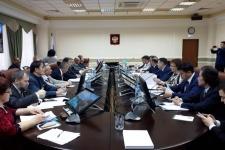 Заседание Комиссии по сохранению бассейна р. Урал