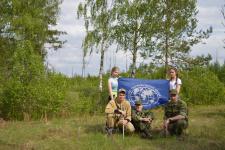 Батиметрическая съёмка оз. Головковское. Фото: А.Е. Асташин