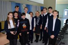 Русское географическое общество в школе поселка Экодолье
