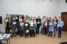 Географический диктант в Ивановской области 11 ноября 2018г