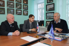 Заседание Совета Отделения Ивановского отделения ВОО РГО 29 ноября 2018г.