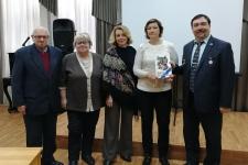 """Презентация книги """"Народы Омской области"""""""