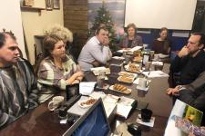 Встреча актива Рязанского РГО